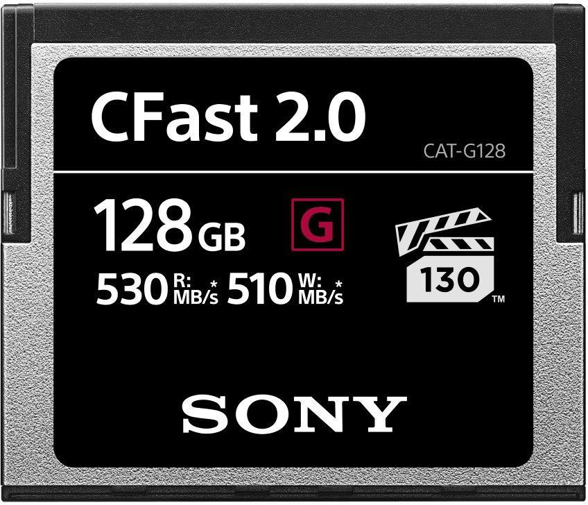 SONY SD karta CAT-G128-R, 128GB (CAT-G128-R)