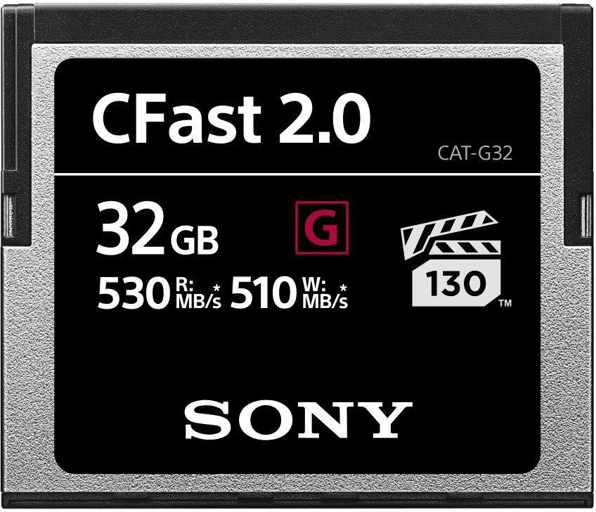 SONY SD karta CAT-G32-R, 32GB (CAT-G32-R)