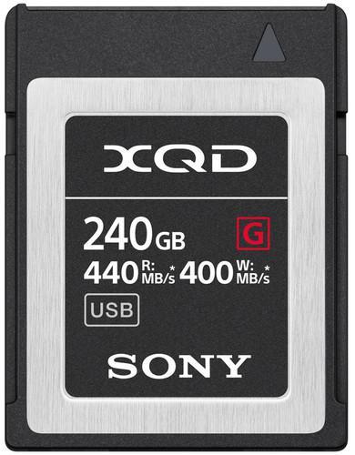 SONY XQD paměťová karta QDG240F (QDG240F)