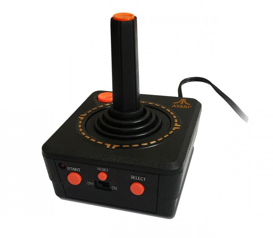 Atari Vault PC bundle (Steam Key + PC, USB Joystick) (5060201658047)