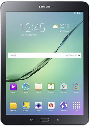 SAMSUNG Galaxy Tab S 2 9.7 SM-T819 32GB LTE, Black (SM-T819NZKEXEZ)