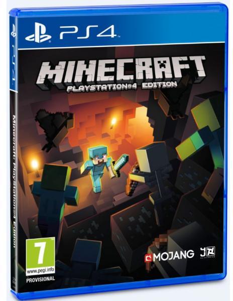 SONY PLAYSTATION PS4 - Minecraft (PS719440215)
