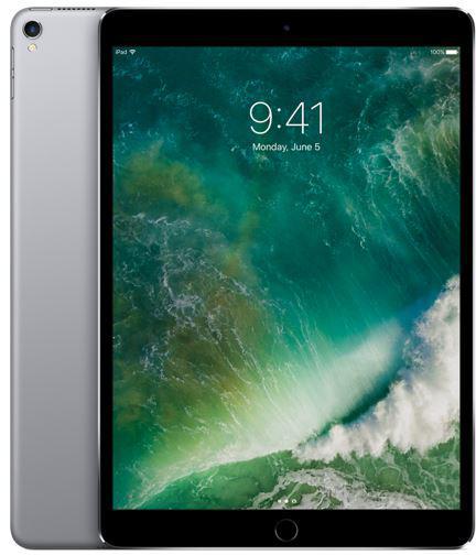 Fotografie APPLE iPad Pro 10,5'' Wi-Fi 64GB - Space Grey (MQDT2FD/A)