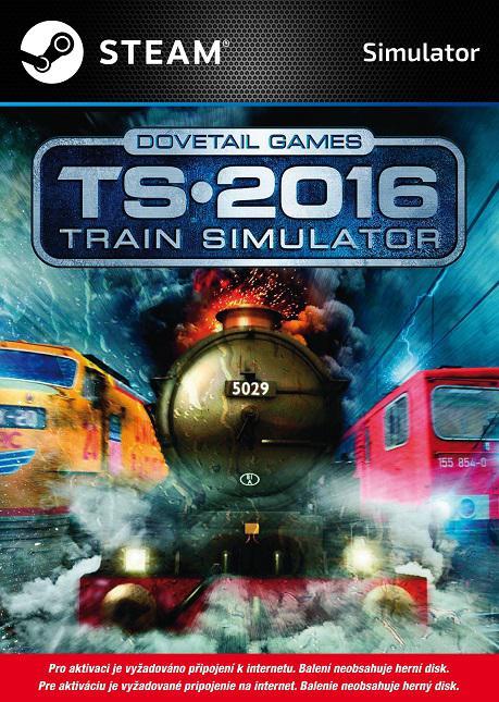 COMGAD Train Simulator 2016 (70217)
