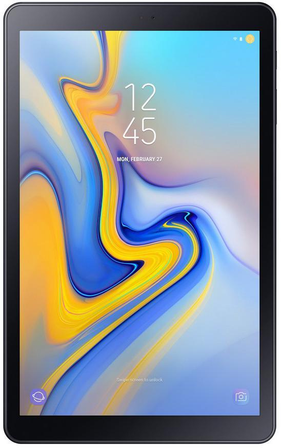 SAMSUNG Galaxy Tab A 10.5 SM-T595 32GB LTE Black (SM-T595NZKAXEZ)
