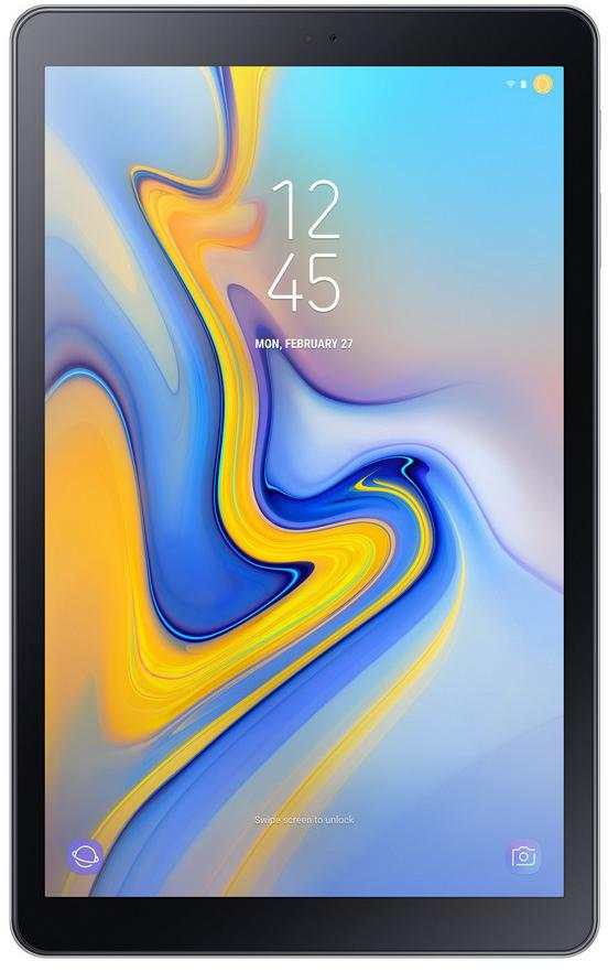 SAMSUNG Galaxy Tab A 10.5 SM-T595 32GB LTE Gray (SM-T595NZAAXEZ)