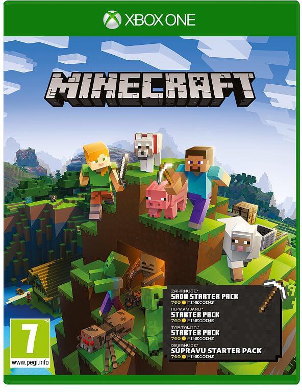 MICROSOFT XBOX ONE - Minecraft Starter Collection (44Z-00124)