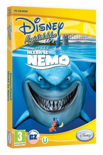 DISNEY INTERACTIVE DMK slim: Hledá se Nemo (8592720120363)