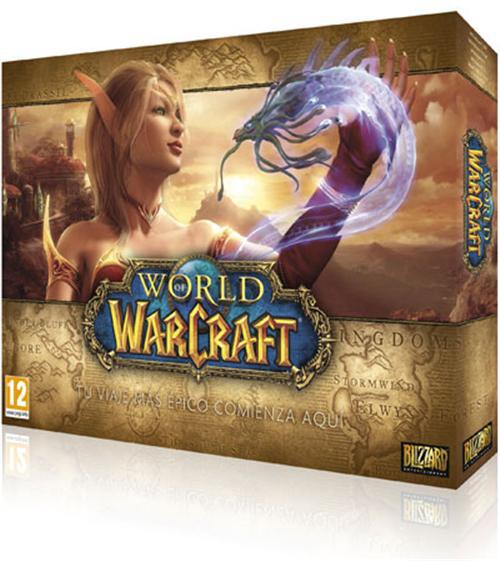 BLIZZARD PC CD - WORLD OF WARCRAFT Battlechest (V5.0) (5030917134715)
