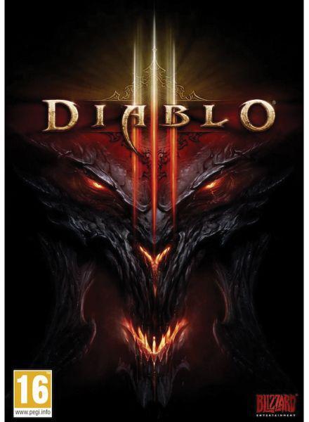 BLIZZARD PC CD - Diablo 3 (5030917102677)