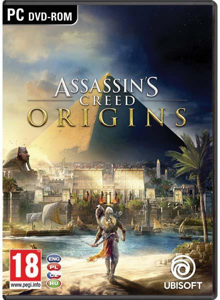 Fotografie Ubisoft PC Assassin's Creed Origins (USPC00090)