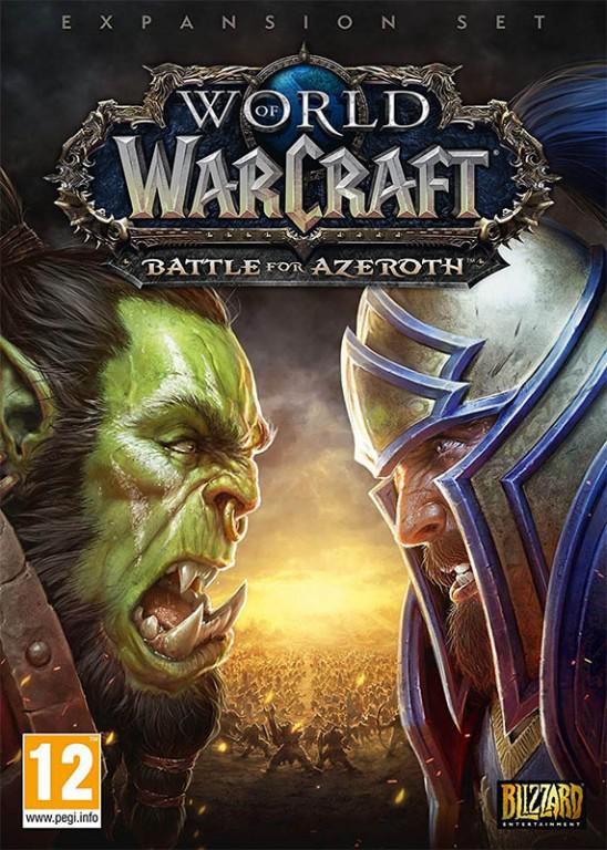 ELECTRONIC ARTS PC - World of Warcraft Battle for Azeroth (5030917235863)