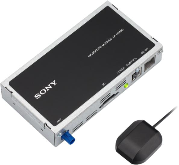 SONY navigační modul XA-NV400 do automobilu (XANV400.EUR)
