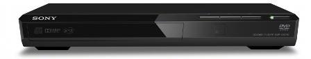 SONY DVD přehrávač DVP-SR170 černý (DVPSR170B.EC1)