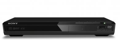 SONY DVD přehrávač DVP-SR370 černý (DVPSR370B.EC1)
