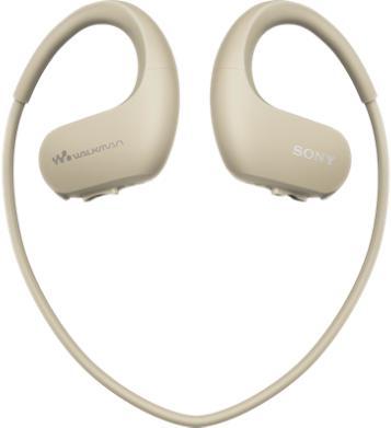 SONY MP3 přehrávač 4 GB NW-WS413 šedý,voděod. (NWWS413C.CEW)
