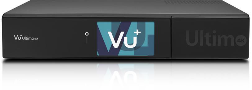 AB COM VU+ ULTIMO 4K - Satelitní UHDTV přijímač (VU+ ULTIMO 4K FBC-S2)