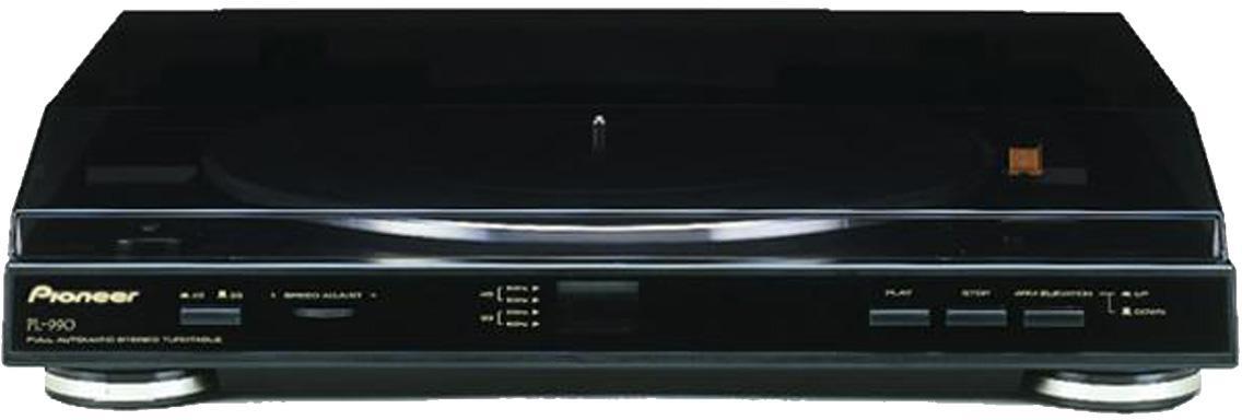 PIONEER gramofon černý (PL-990)