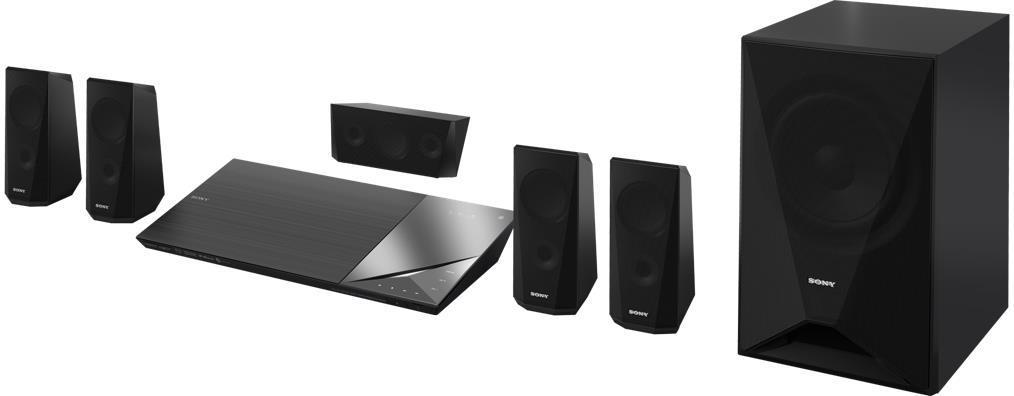 SONY Blu-Ray domácí kino BDV-N5200W,1000W,5.1k, 4K (BDVN5200WB.CEL)