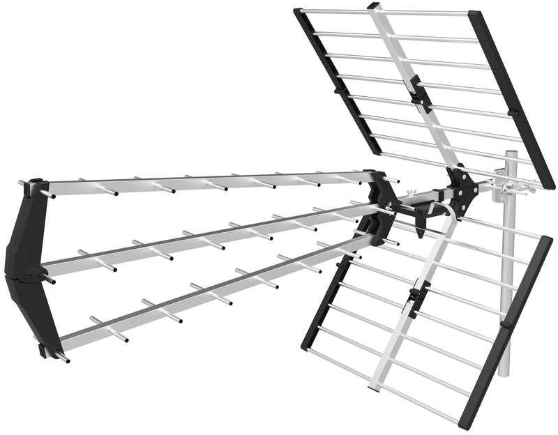 BENSAT TX-27LTE - venkovní širokopásmová anténa (2704038000)