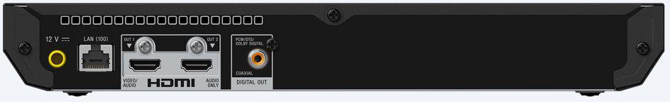 SONY Blu-Ray DVD přehrávač UBP-X700, 4K/UHD,BT (UBPX700B.EC1)