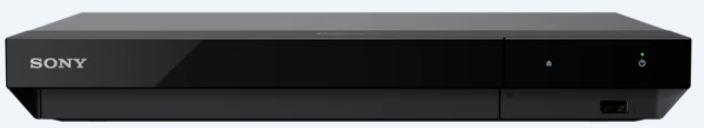 SONY Blu-Ray DVD přehrávač UBP-X500, 4K/UHD (UBPX500B.EC1)