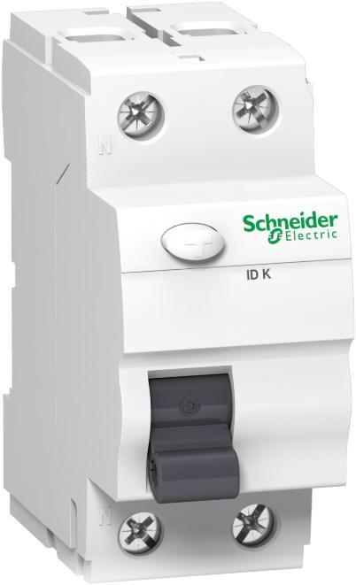 Schneider Electric Chránič proudový 2P 25A 30mA AC iIDK Acti9 (A9Z05225)