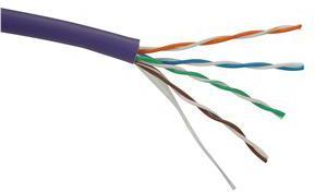SOLARIX Instal.kabel Solarix CAT5E UTP LSOH 305m fial.drát (SXKD-5E-UTP-LSOH)