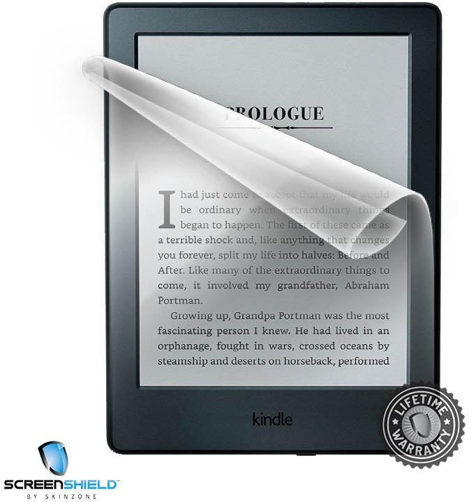 Fotografie SCREENSHIELD Amazon Kindle 8 ochranná fólie na displej (AMZ-KIN8-D)