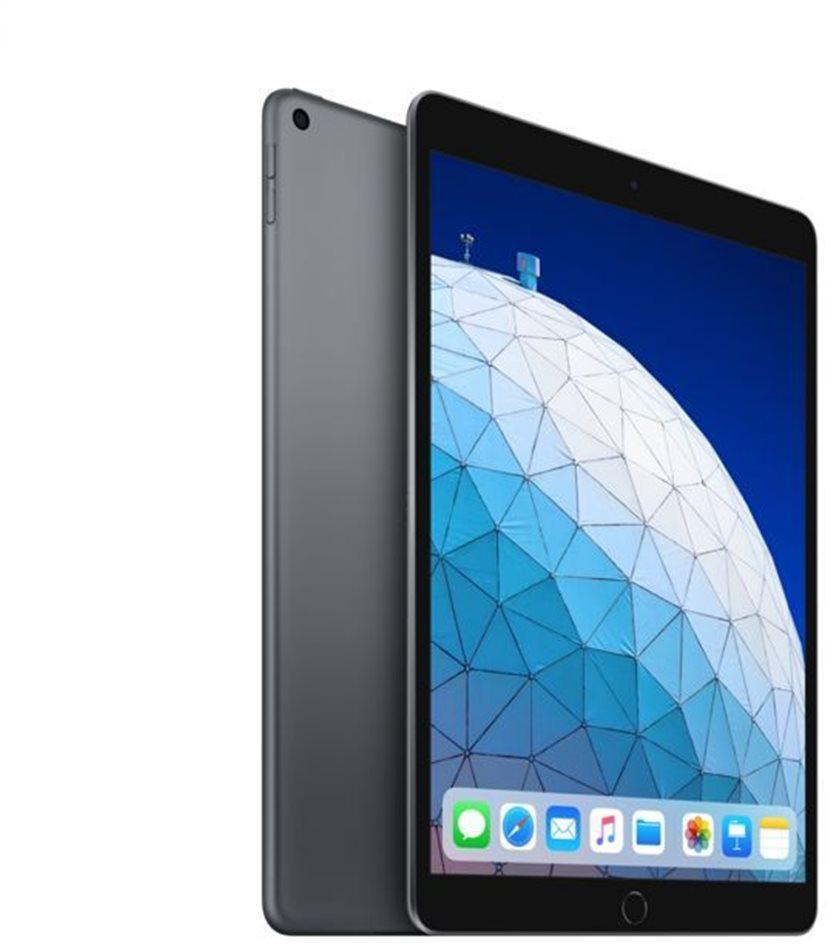 Fotografie APPLE iPadAir Wi-Fi 64GB - Space Grey (MUUJ2FD/A)