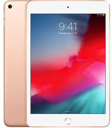 Fotografie APPLE iPad mini Wi-Fi 256GB - Gold (MUU62FD/A)
