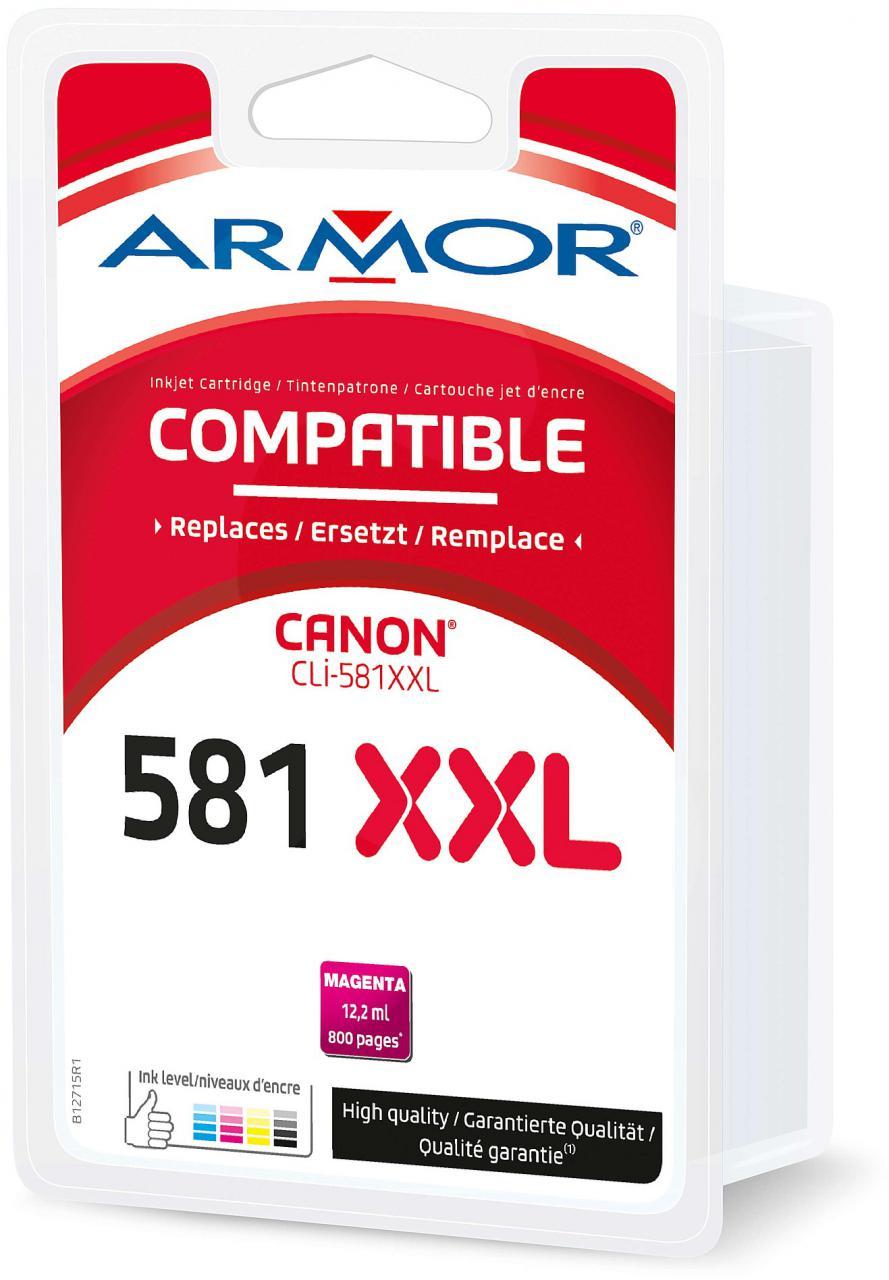 ARMOR ink-jet pro Canon Pixma TR7550, (CLI581XXLM) (B12715R1)
