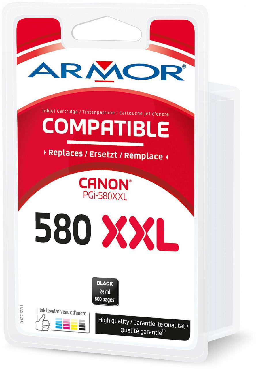 ARMOR ink-jet pro Canon Pixma TR7550,(PGI580XXLBK) (B12712R1)