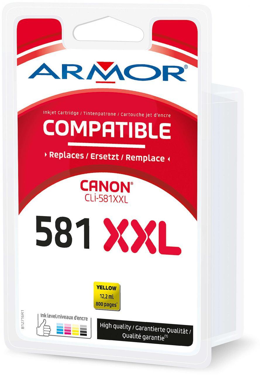 ARMOR ink-jet pro Canon Pixma TR7550, (CLI581XXLY) (B12716R1)