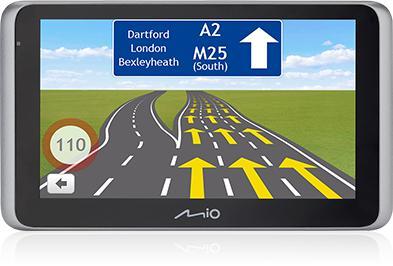 """MIO MiVue Drive 65LM, navigace s kamerou, 6,2"""", mapy EU (44) Lifetime (5262N5380035)"""