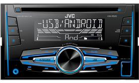 JVC KW R520 2DIN AUTORÁDIO S CD