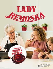 REMOSKA LADY REMOSKA KNIHA