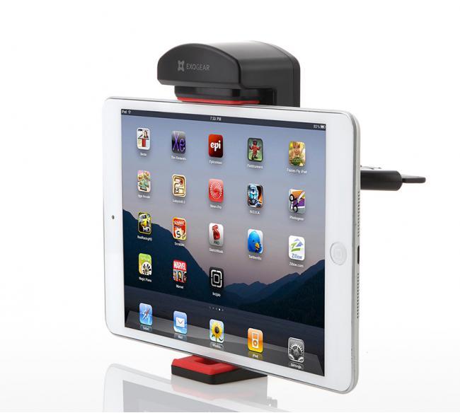 EXOGEAR ExoMount Tablet S CD držák do auta pro tablety (EG-EMTS-CD)