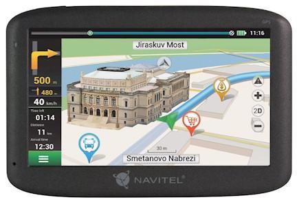 DEVIA Navitel GPS navigace E500 (GPSNAVIE500)