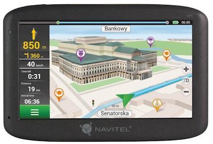 DEVIA Navitel GPS navigace F150 (GPSNAVIF150)
