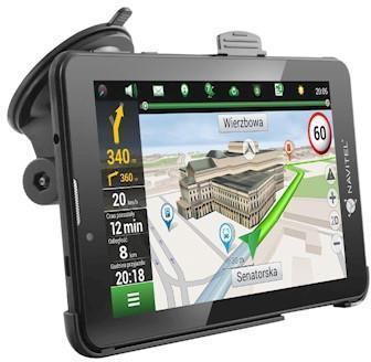 DEVIA Navitel GPS navigace T7003G - tablet (GPSNAVIT7003G)