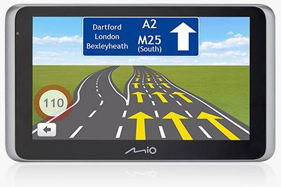 "MIO MiVue Drive 65LM,Truck, navigace s kamerou, 6,2"", mapy EU (44) Lifetime (5262N5380036)"