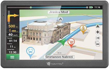 DEVIA Navitel GPS navigace E700 (GPSNAVIE700)