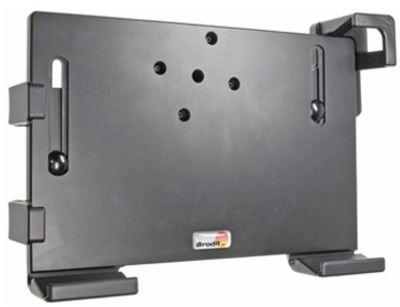 BRODIT držák do auta na tablet nastavitelný, bez nabíjení, š. 226-309, v. 151-226 mm, tl. 8-15 mm (PBR-511627)