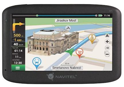DEVIA Navitel GPS navigace F300 (GPSNAVIF300)