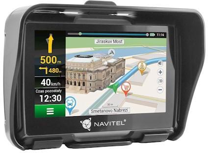DEVIA Navitel GPS navigace G550 pro motocykly (GPSNAVIG550MOTO)