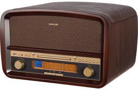 SENCOR STT 019U GRAMOFON FM/CD/USB