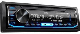 JVC KD-X451DBT AUTORÁDIO BT/USB/MP3