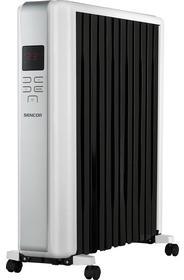 Fotografie SENCOR SOH 8112WH olejový radiátor
