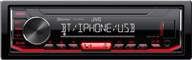 Fotografie JVC KD-X362BT AUTORÁDIO BT/USB/MP3